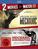 The Mechanic/Mechanic: Resurrection [Blu-ray]