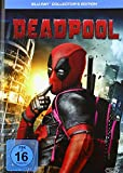 Deadpool Collectors Edition inkl. Booklet und Kinoticket [Limited Edition] [Blu-ray]