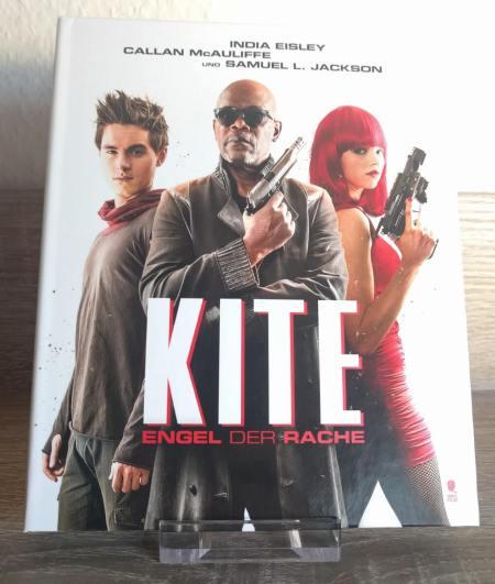 Kite Mediabook Vorderseite