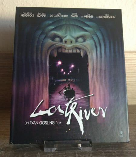 Lost River Mediabook Vorderseite