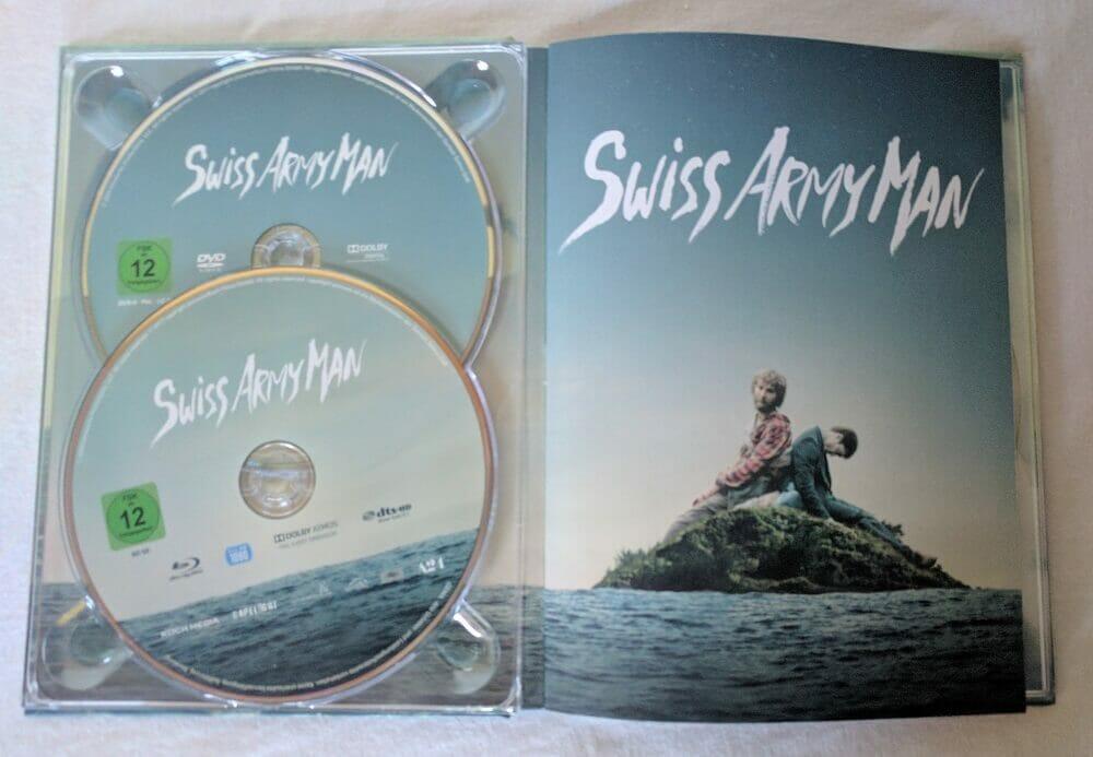 swiss army man mediabook blu-ray