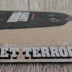 planet terror digipack spine