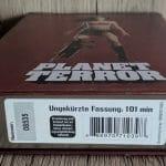 planet terror tin box limitierungsnummer