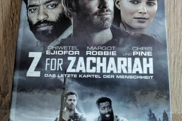 z for zachariah mediabook Vorderseite