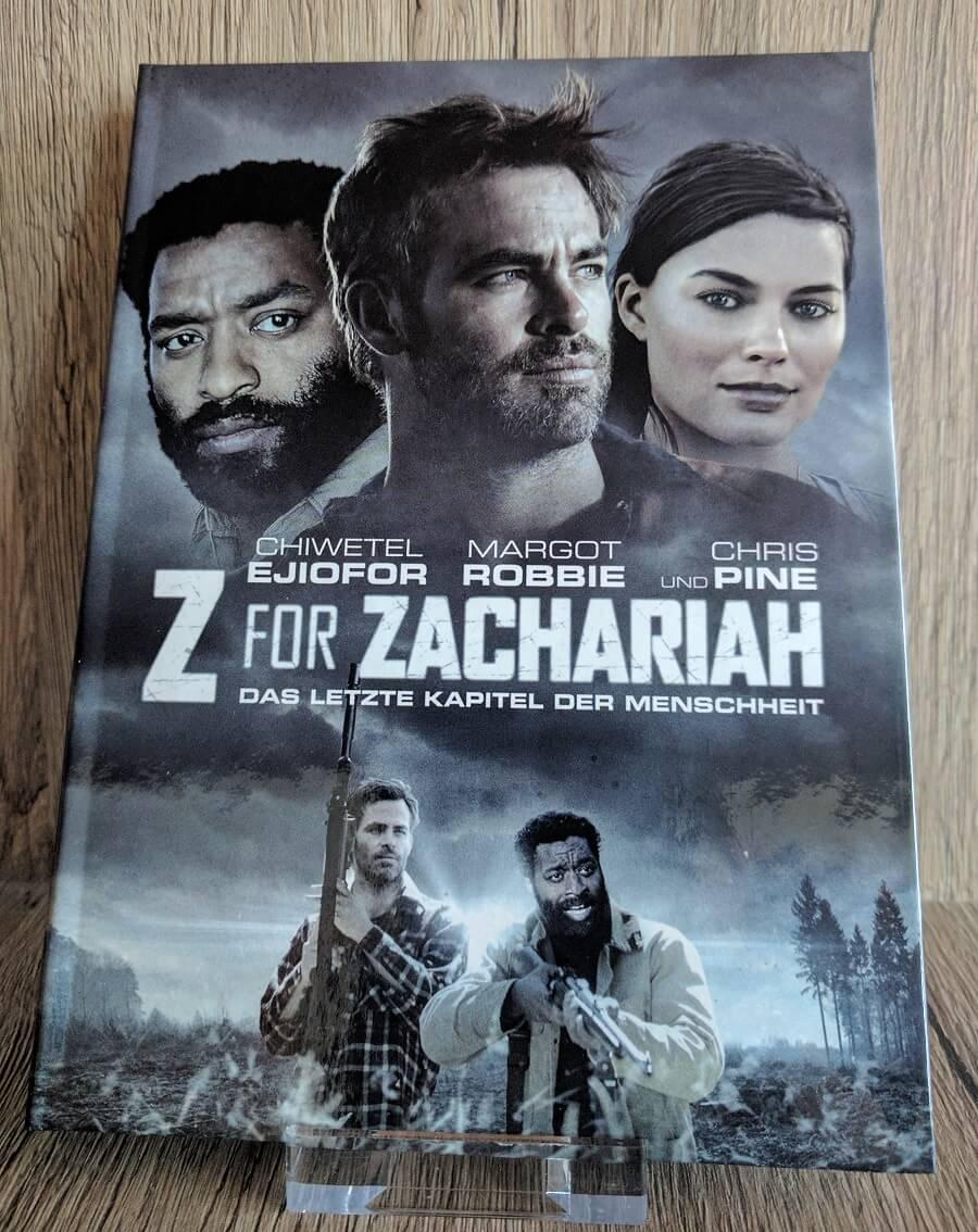 z for zachariah mediabook Vorderseite
