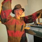 freddy krueger wax museum dublin