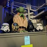 star wars wax museum dublin