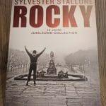 Rocky complete saga box vorderseite