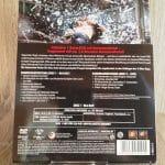 Wolverine Mediabook Info Rückseite