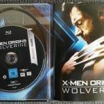 Wolverine Mediabook Innenseite