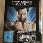 Wolverine Mediabook Vorderseite