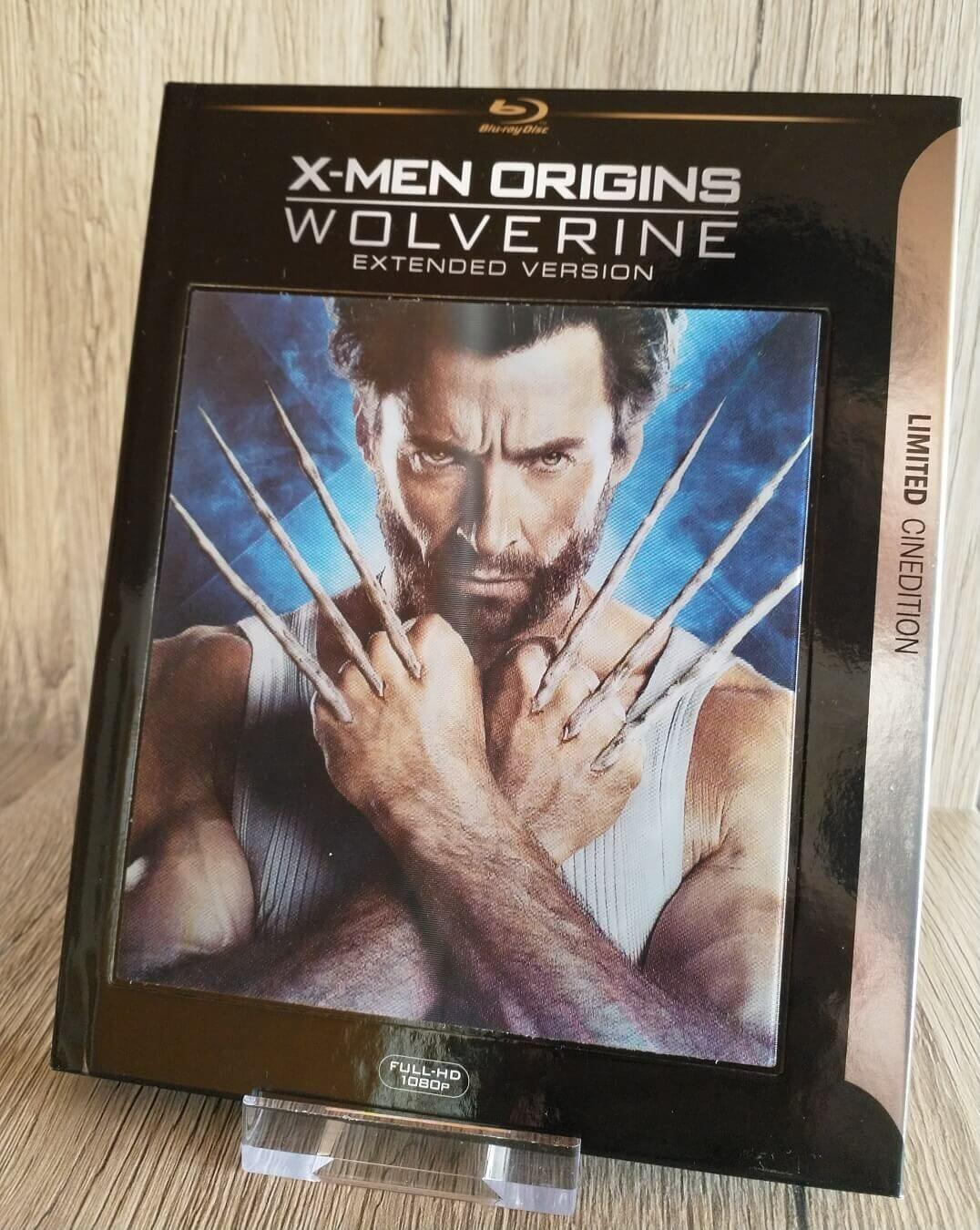 X-Men Origins Wolverine Mediabook