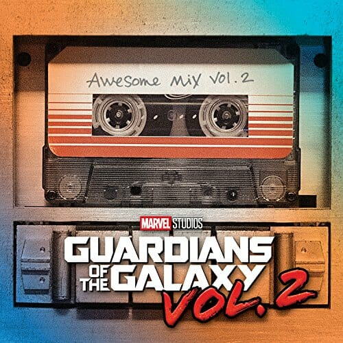 Guardians of the Galaxy vol. 2 CD