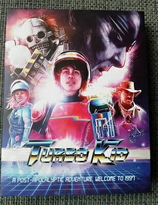 Turbo Kid Steelarchive Fullslip - teaser