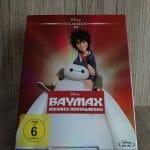 Baymax Disney Classics Schuber Vorderseite