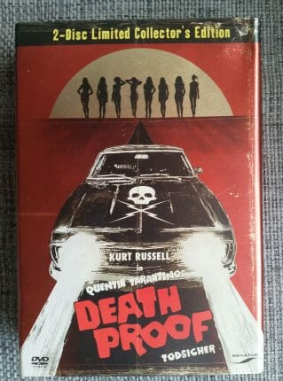 Death Proof - Todsicher Can Edition