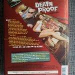 Death Proof - Todsicher Edition Rückseite