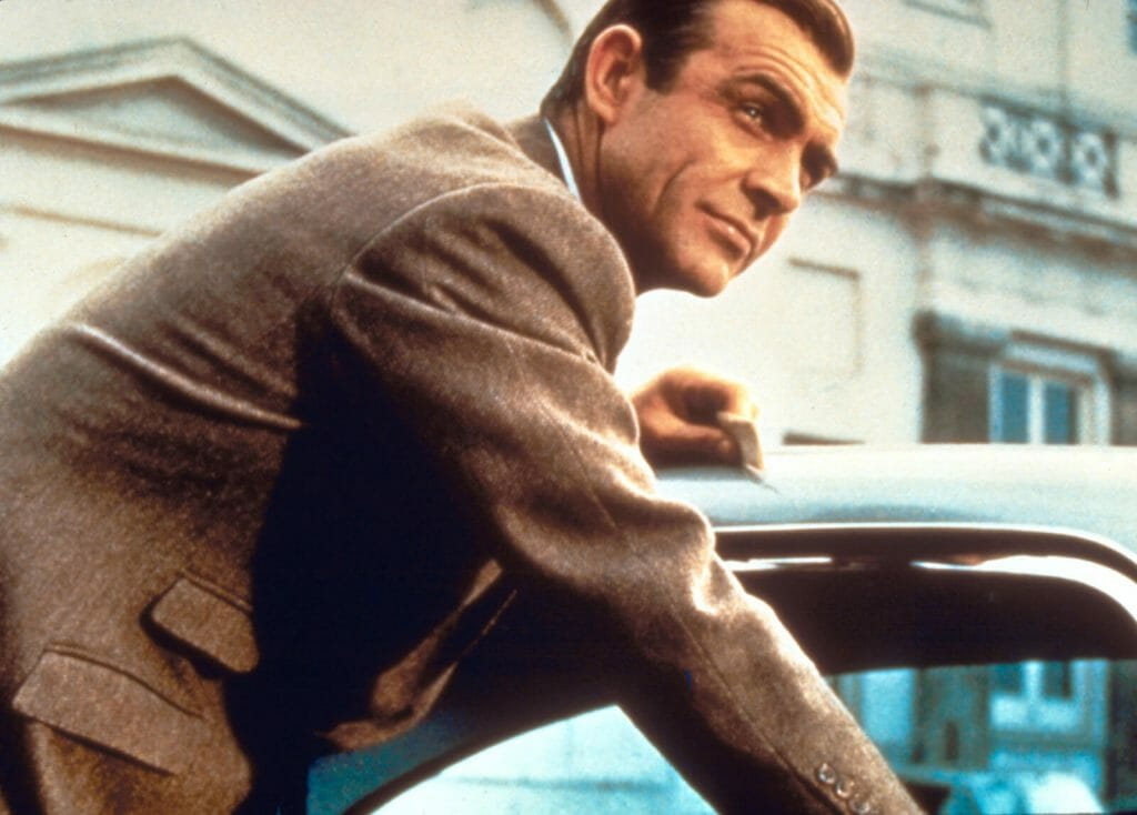 James Bond 007 – Goldfinger Szenebild (1)