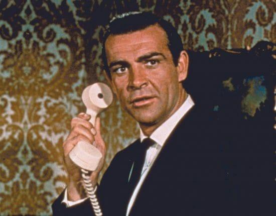 James Bond - Liebesgrüße aus Moskau Szenebild