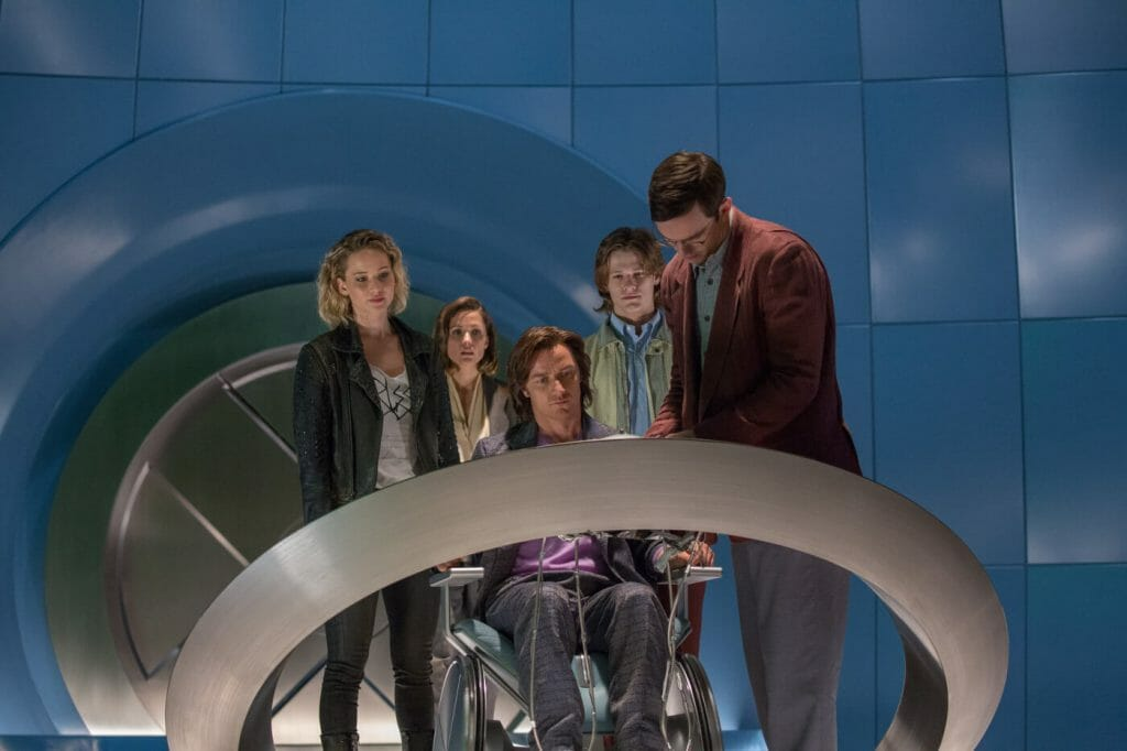 X-Men Apocalypse Szenebild