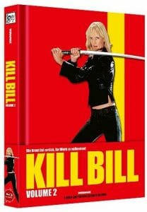 Kill Bill 2 - Limited Uncut Edition wattiertes Mediabook