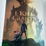 I kill giants Sonderedition Vorderseite