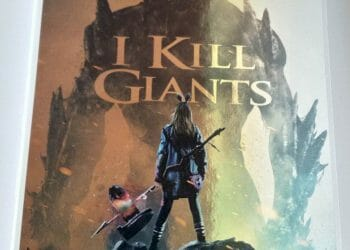 I kill giants Sonderedition Vorderseite