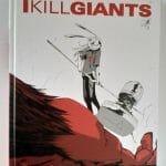 I kill giants graphic novel Vorderseite