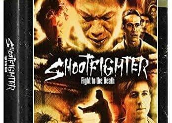 Shootfighter 1 - Mediabook VHS Edition