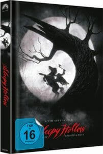 Sleepy Hollow - Blu-ray - Mediabook
