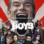 The Boys Staffel 2 Key Art Homelander 1