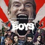The Boys Staffel 2 Key Art Homelander 2