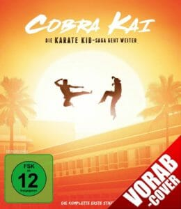 Cobra Kai Staffel 1 Blu-ray