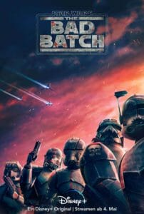 StarWars The Bad Batch Serie